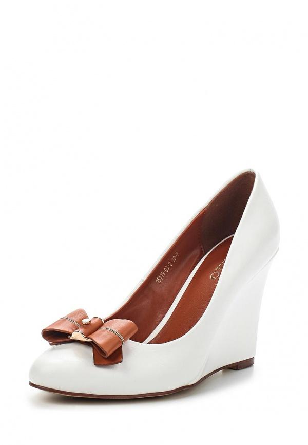 Туфли Inario 15119-03-2 белые