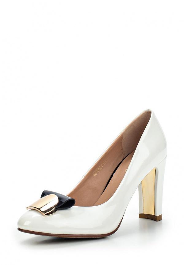 Туфли Inario 15036-02-2 белые