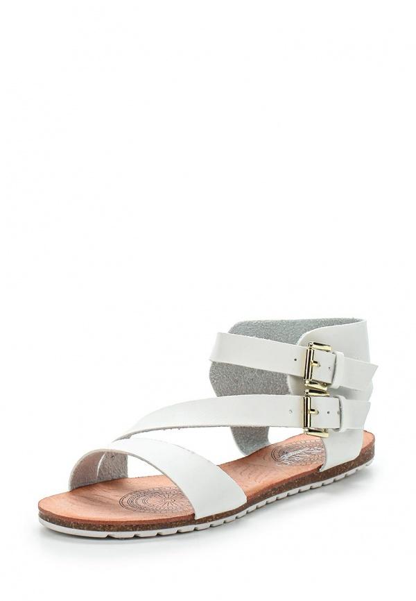 Сандалии Inario 15067-01-2 белые