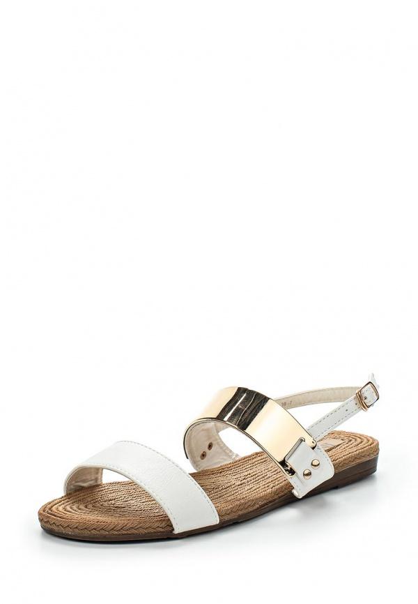 Сандалии Inario 15062-01-2 белые