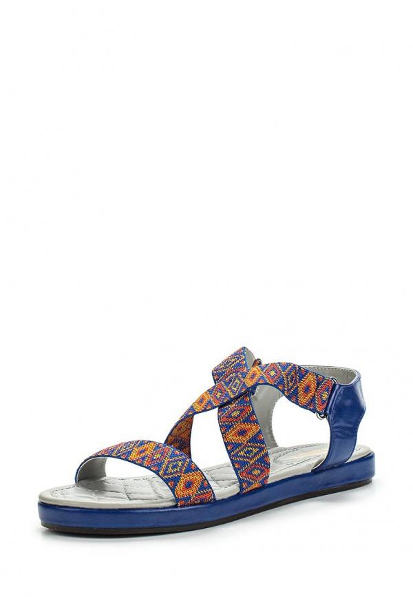 Сандалии Inario 15048-01-8 синие
