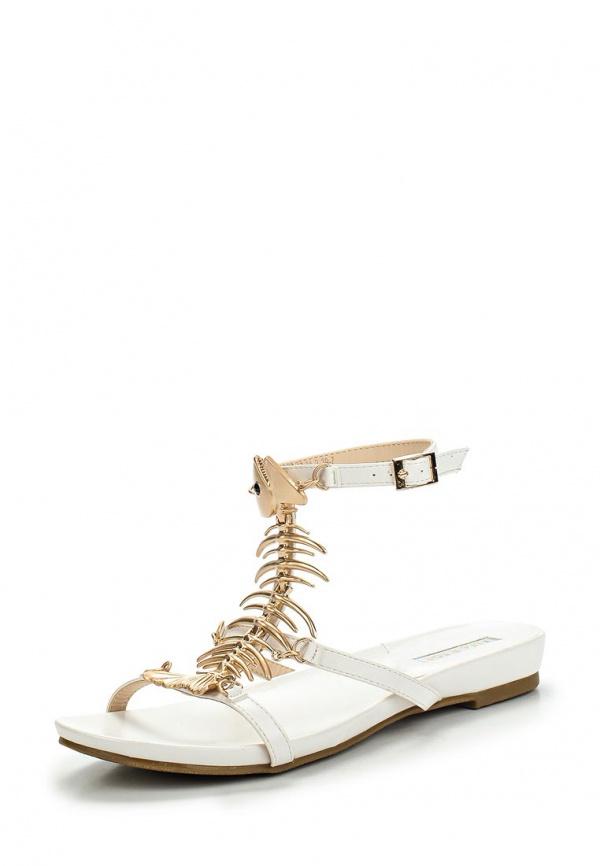 Сандалии Inario 15017-01-2 белые