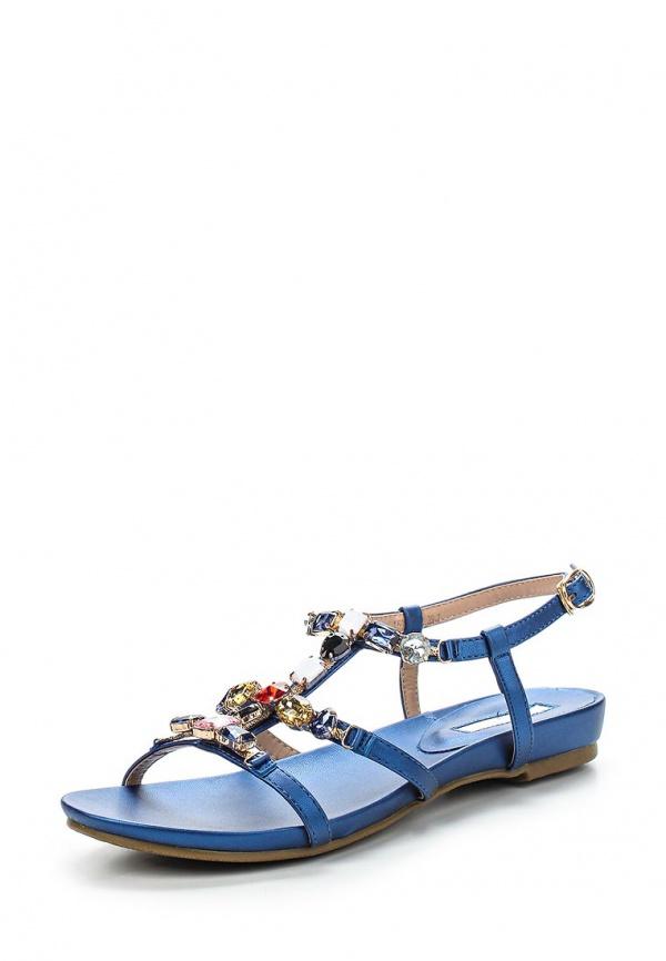 Сандалии Inario 15017-08-8 синие