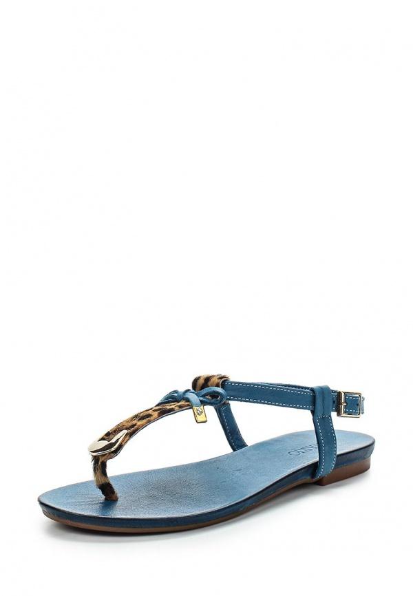 Сандалии Inario 302228 синие