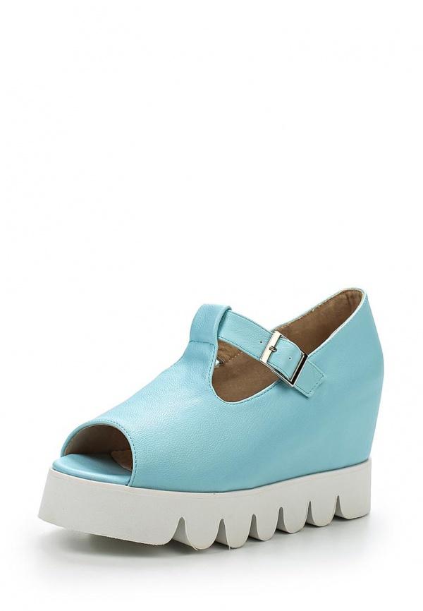 Туфли Kling SP15-610P голубые
