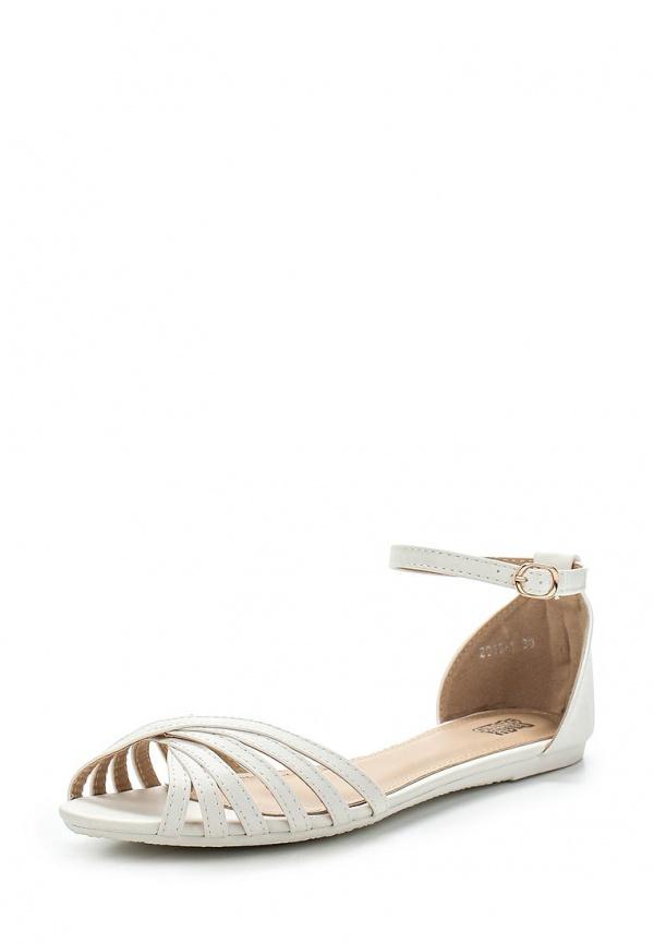 Сандалии Max Shoes 2015-1 белые