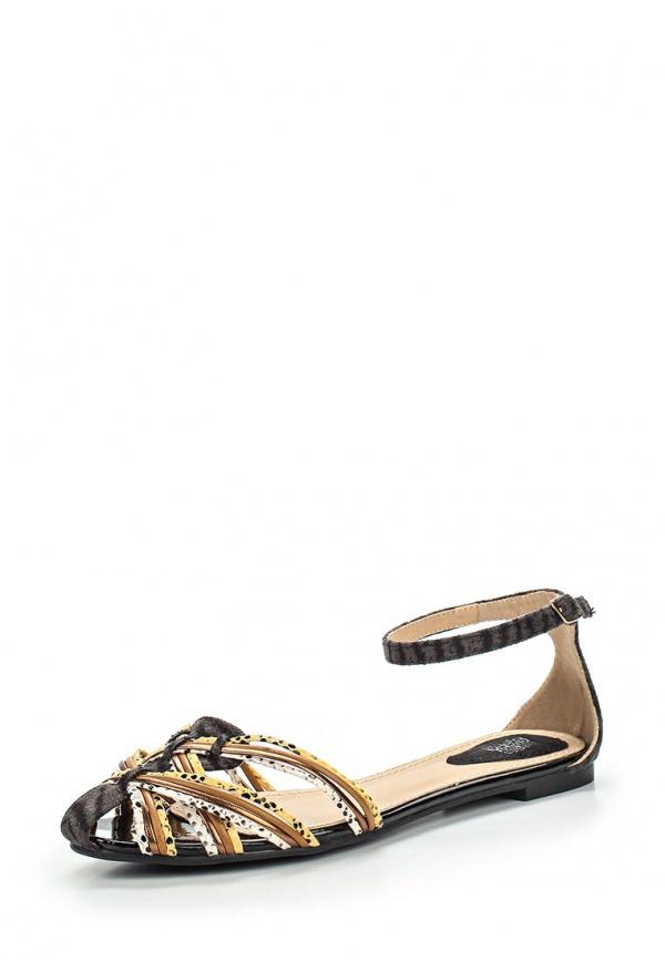 Сандалии Max Shoes 2015-2 чёрные