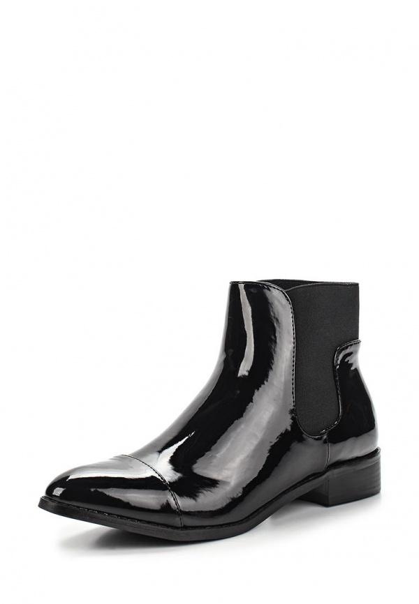 Ботинки Max Shoes PM-136 чёрные