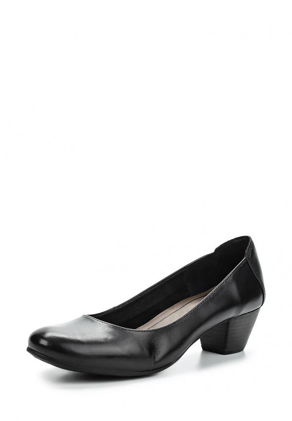 Туфли Marco Tozzi 2-2-22309-24-002 чёрные