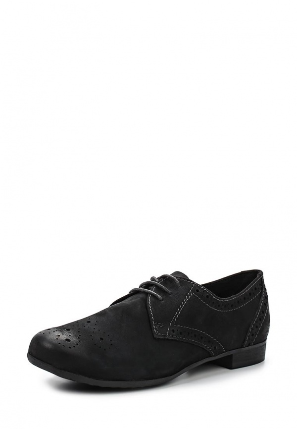 Ботинки Marco Tozzi 2-2-23204-24-002 чёрные