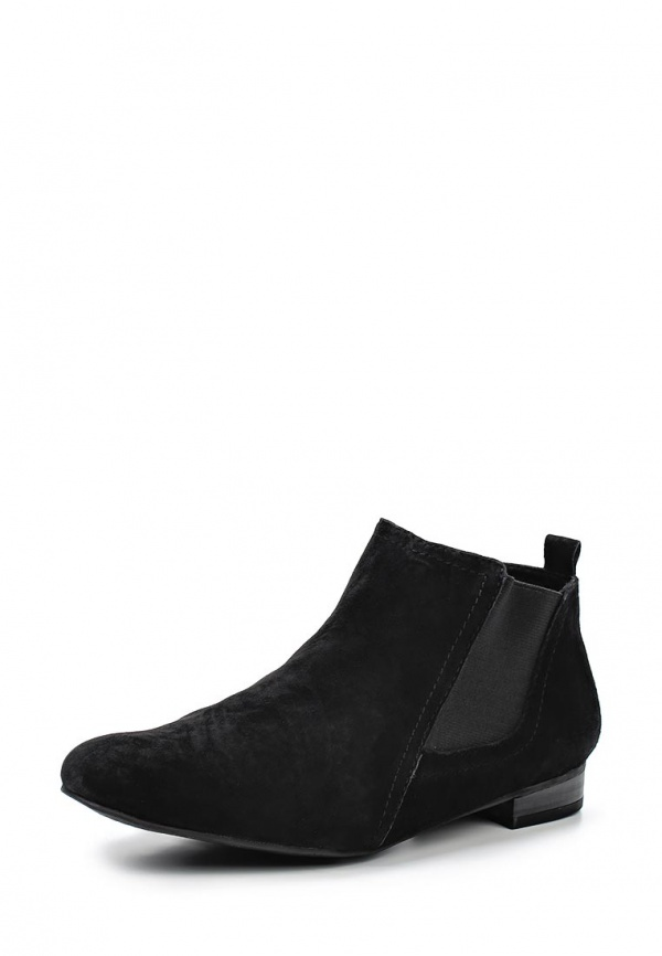 Ботинки Marco Tozzi 2-2-25314-34-001 чёрные