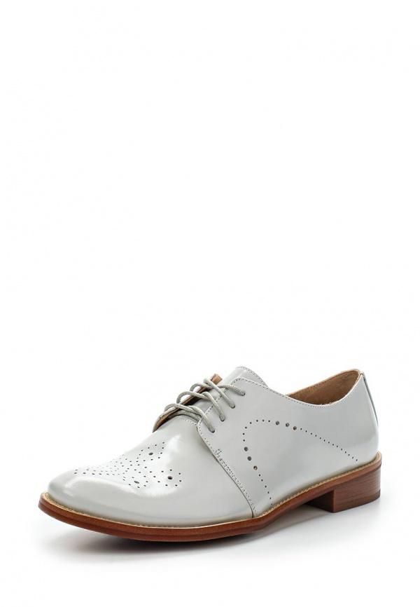 Ботинки Milana 151030-4-1111 серые
