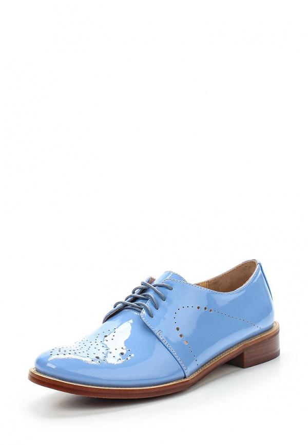 Ботинки Milana 151030-4-1531 голубые