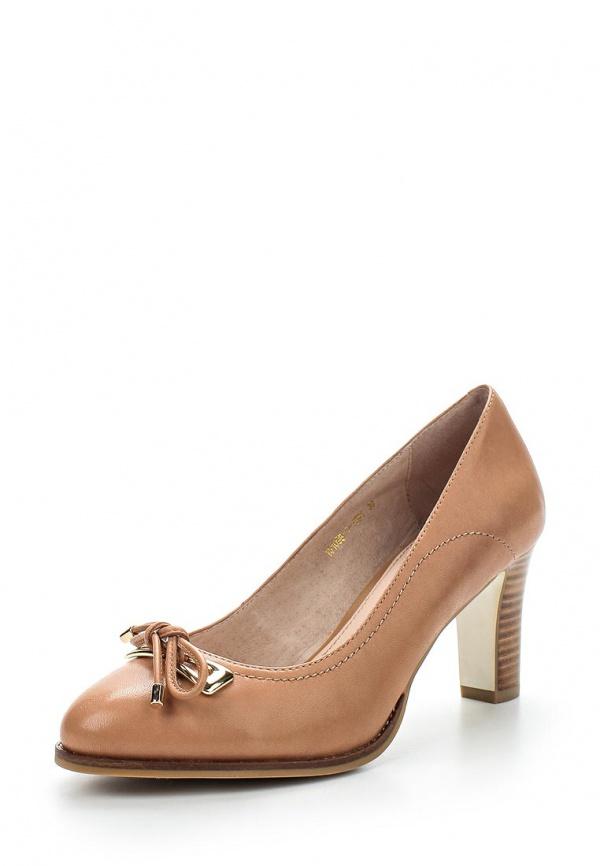 Туфли Milana 151098-1-1751 коричневые