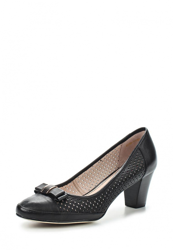 Туфли Milana 151100-1-1101 чёрные
