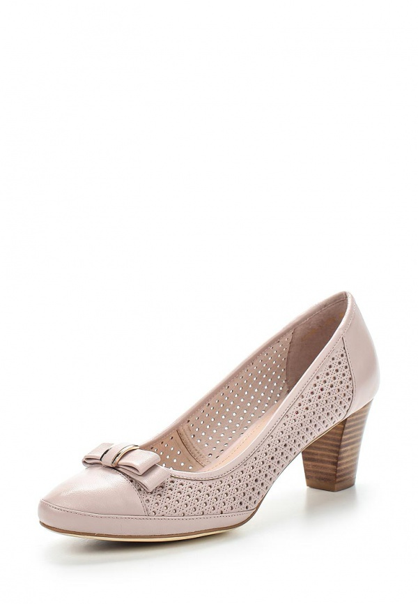 Туфли Milana 151100-1-1261 бежевые