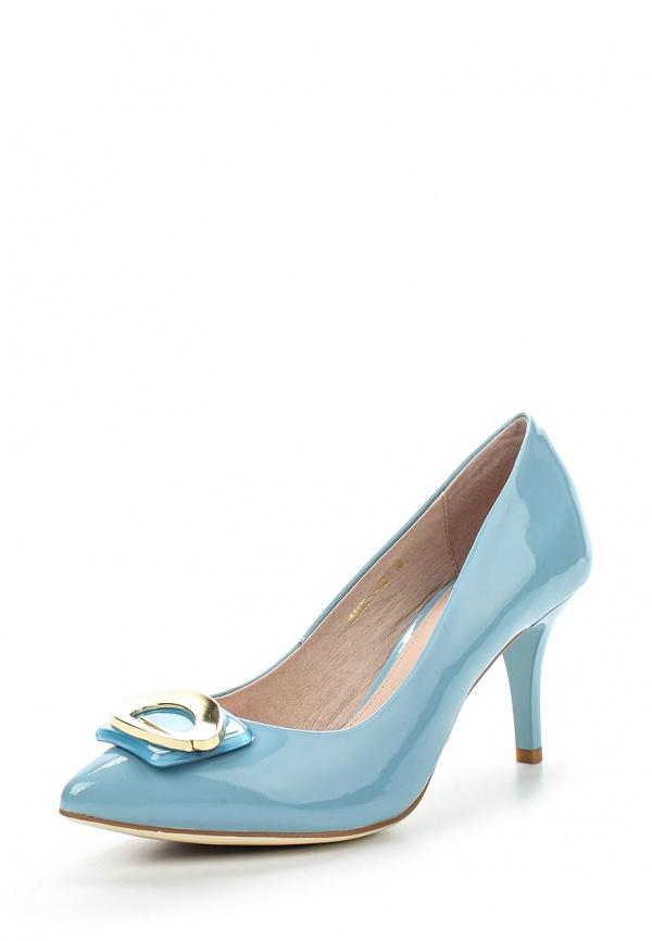 Туфли Milana 151103-1-7531 голубые