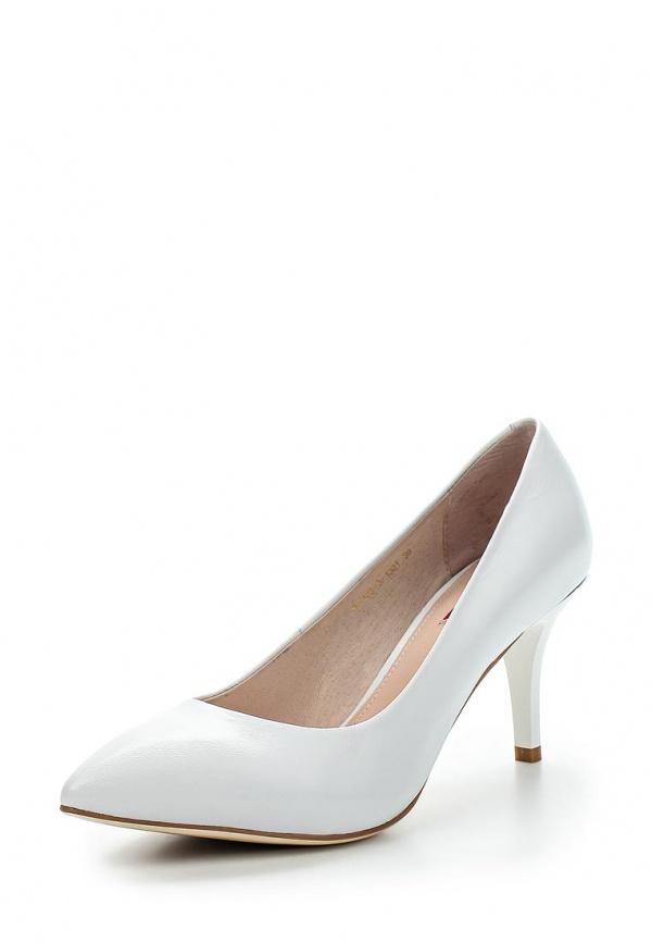 Туфли Milana 151103-3-1301 белые