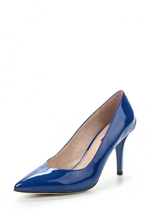 Туфли Milana 151105-1-7501 синие