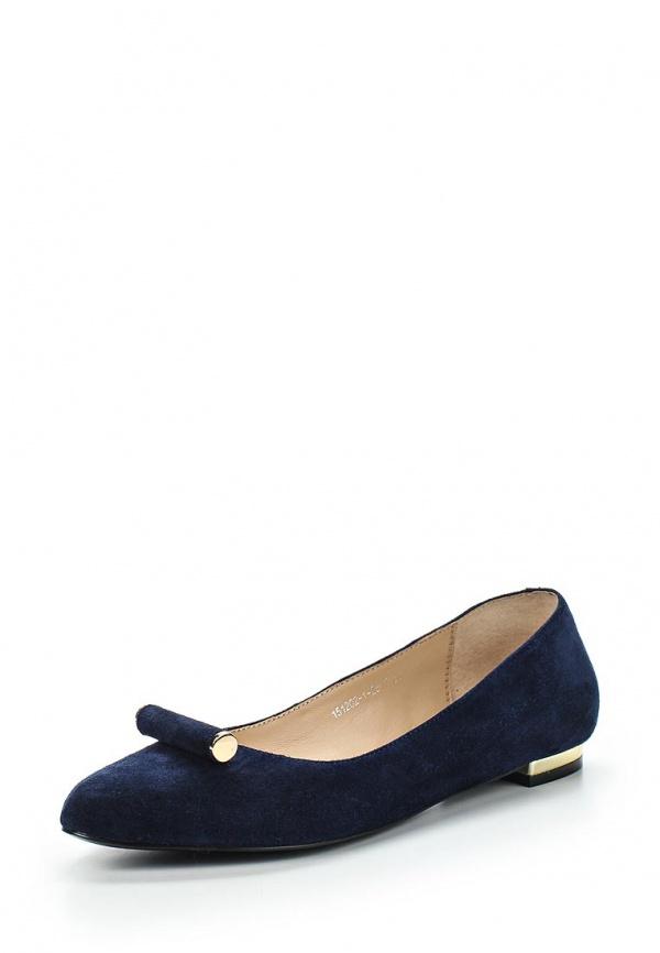 Туфли Milana 151202-1-2501 синие