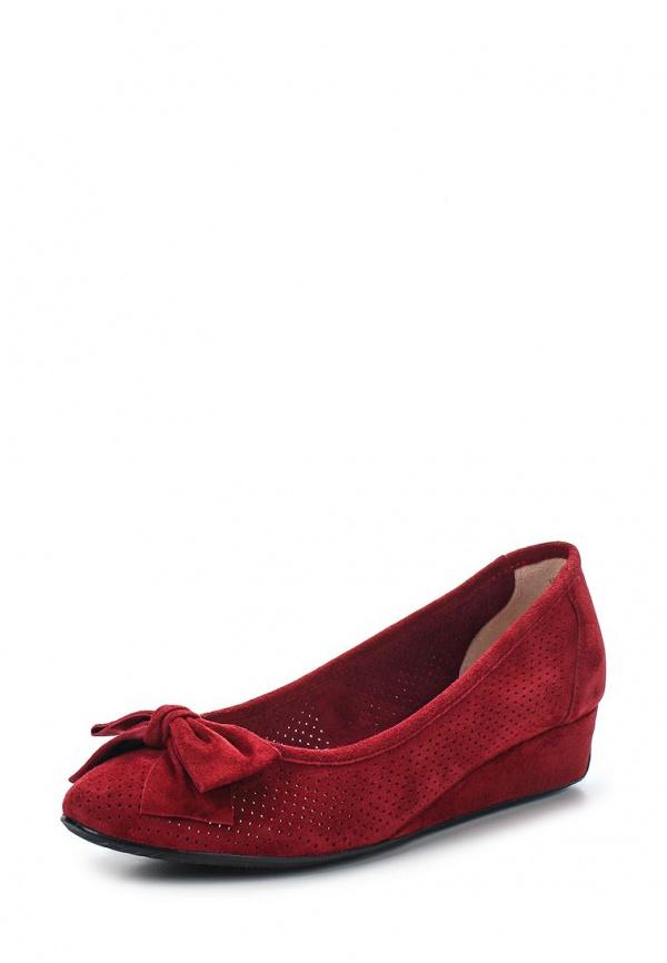 Туфли Milana 151258-1-2411 красные