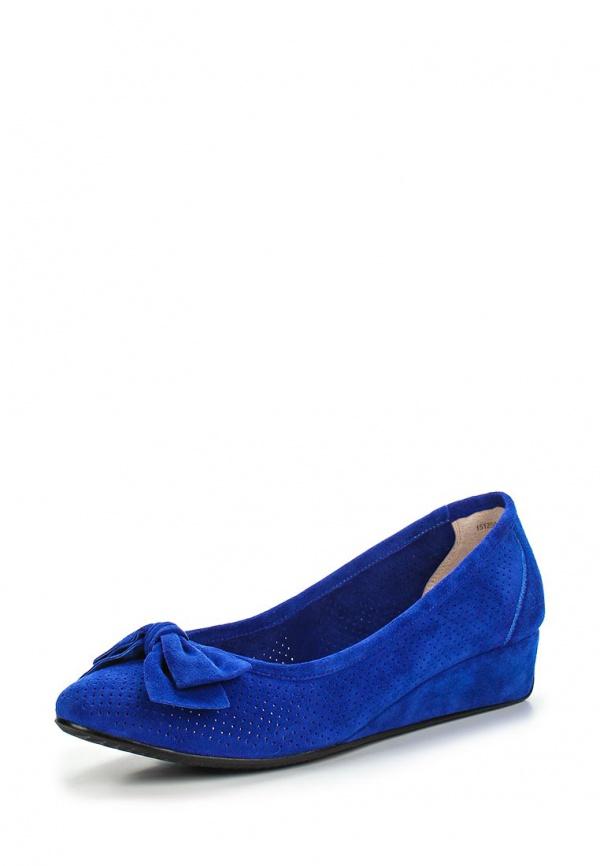 Туфли Milana 151258-1-2501 синие