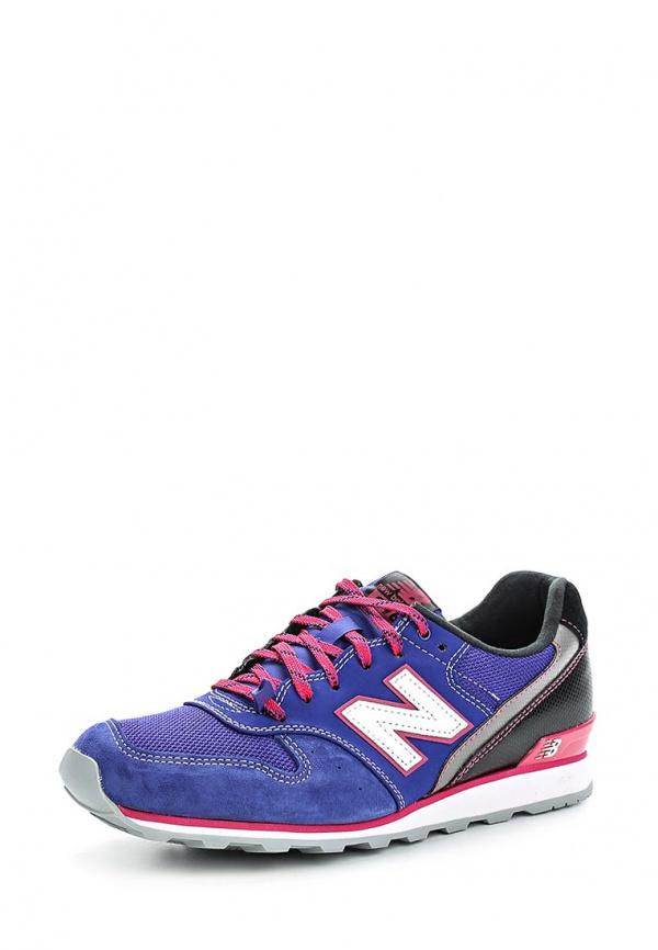 Кроссовки New Balance WR996EG фиолетовые