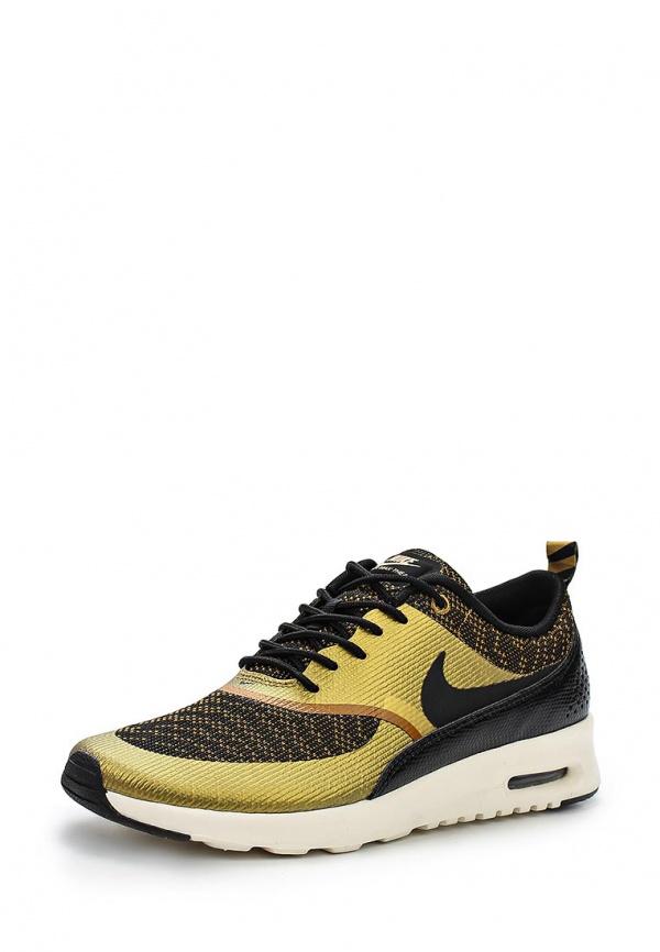 Кроссовки Nike 718646-700 жёлтые
