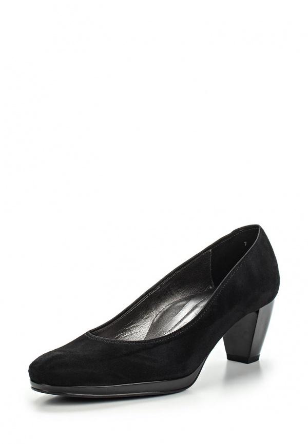 Туфли Salamander 23402-91 чёрные
