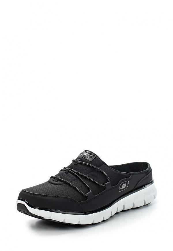 Кроссовки Skechers 11865 чёрные