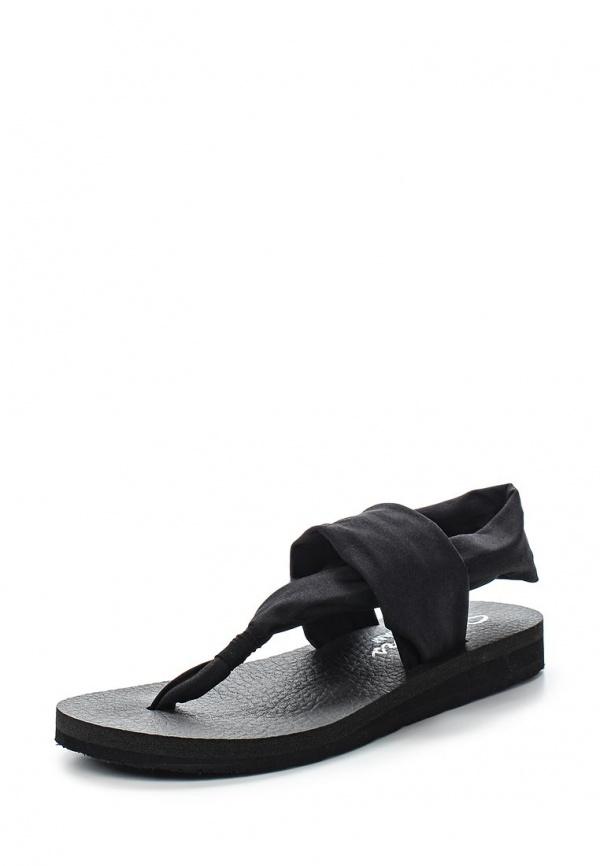 Сандалии Skechers 38488 чёрные