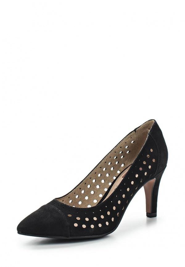 Туфли s.Oliver 5-5-22422-34 чёрные