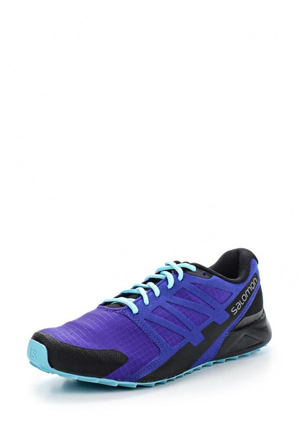 Кроссовки Salomon L37325800 фиолетовые