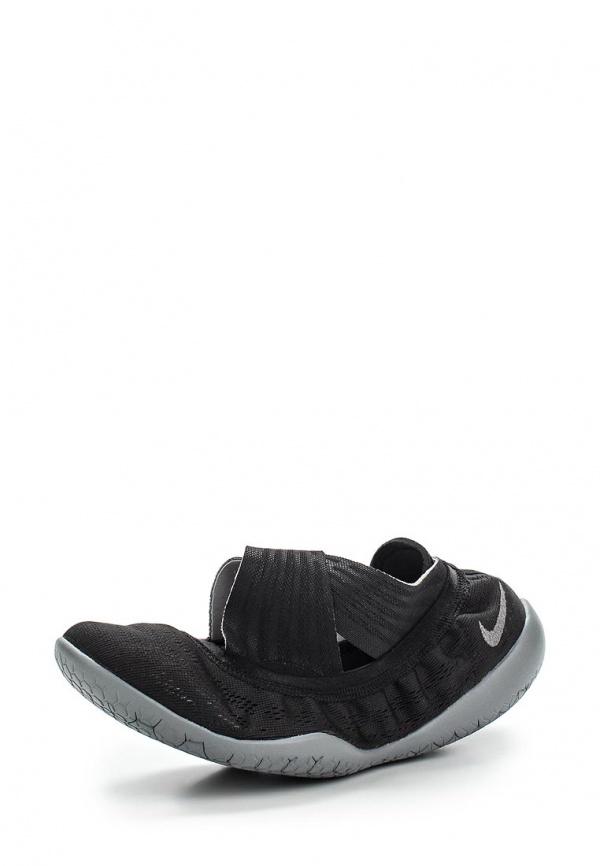 Балетки Nike 684870-001 чёрные