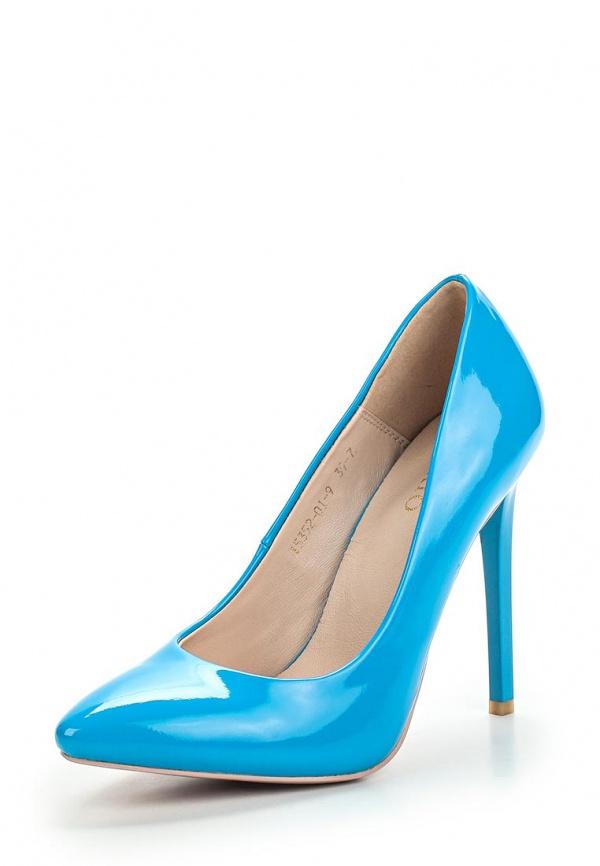 Туфли Inario 15352-01-9 голубые