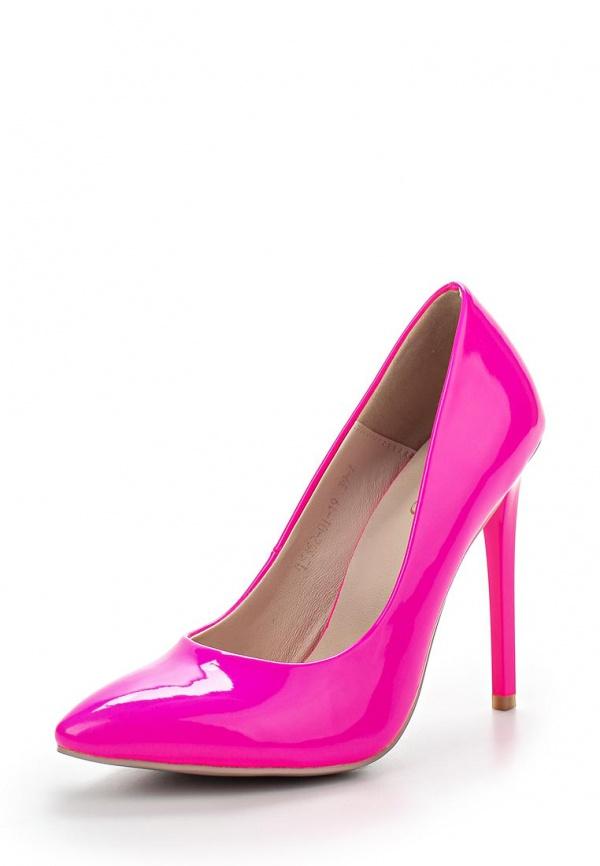 Туфли Inario 15352-01-19 розовые