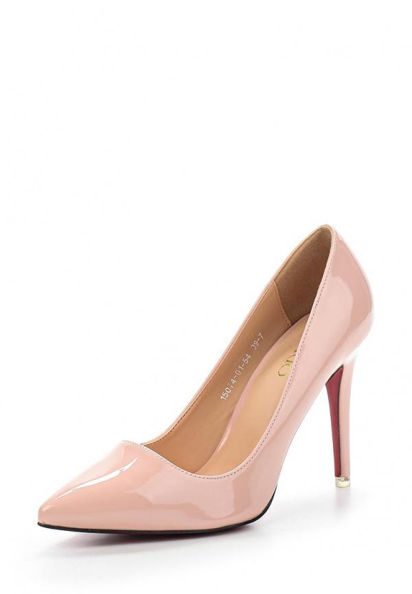 Туфли Inario 15074-01-54 розовые