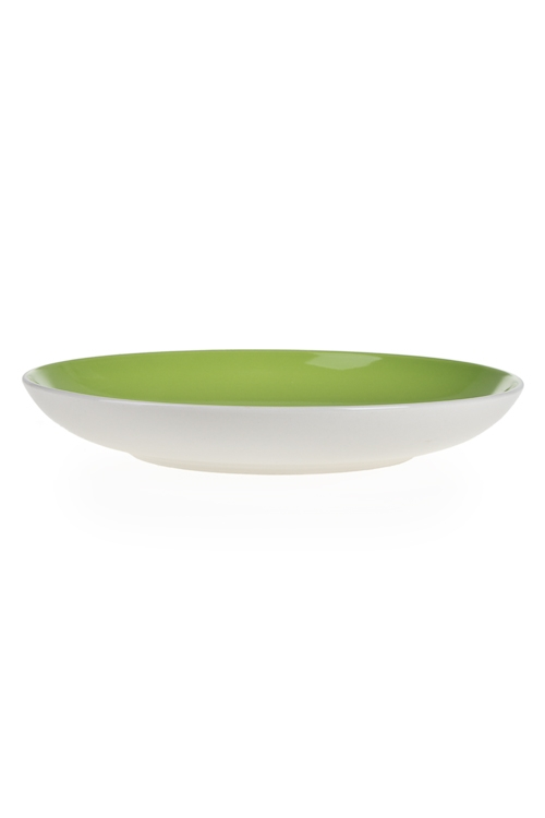 """Тарелки и пиалы Красный куб Тарелка """"Зеленое яблоко"""""""