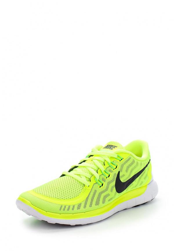 Кроссовки Nike 724382-700 жёлтые