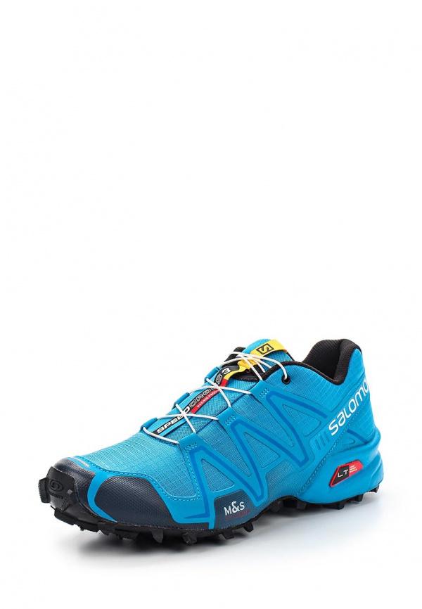 Кроссовки Salomon L37319500 синие