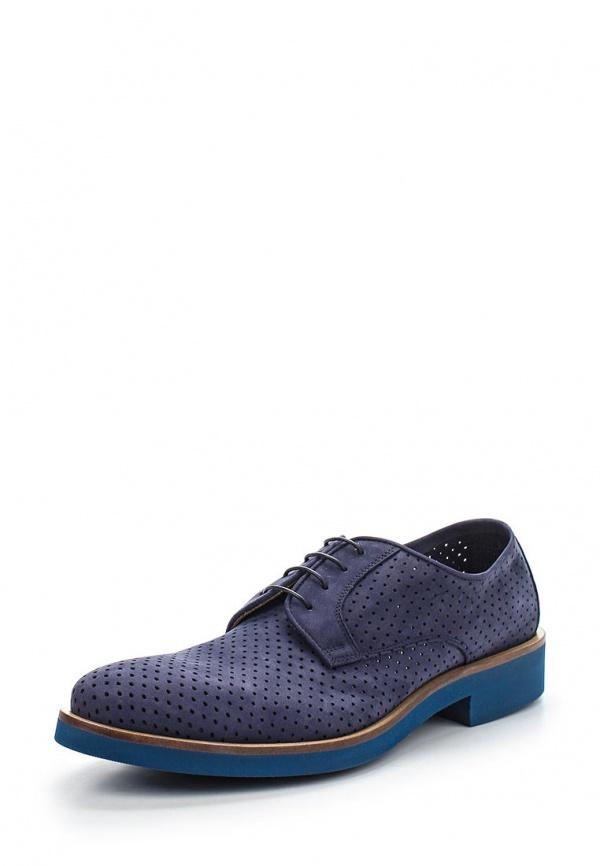 Туфли Baldinini 596210NABU10L синие