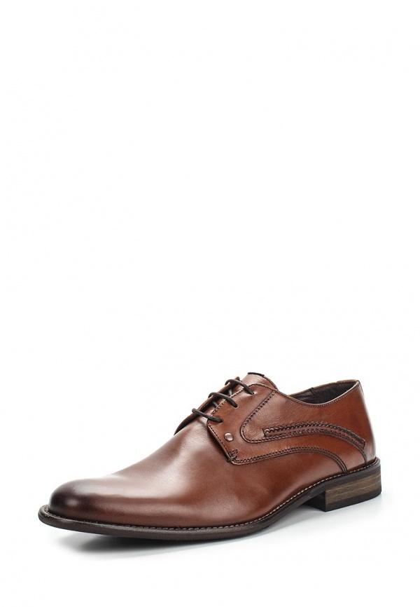 Туфли Francesco Donni P815 PT0DR-F02-10C93 коричневые