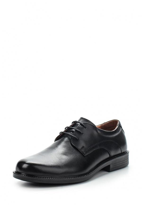 Туфли Francesco Donni P815 064TS-C96-02C01 чёрные