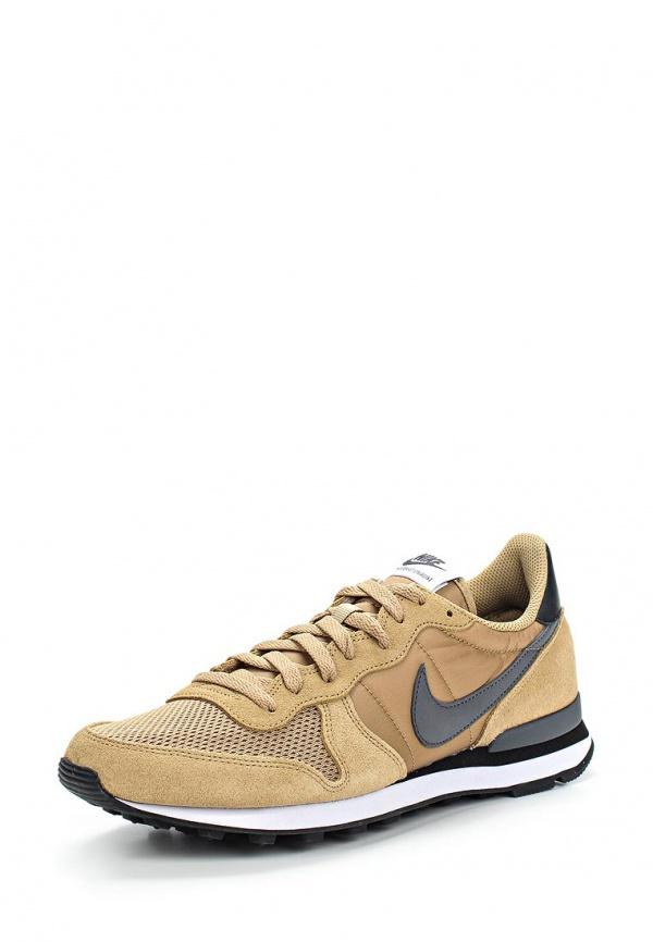 Кроссовки Nike 631754-200 коричневые