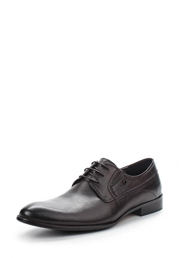 Туфли Patrol (Cornado) 320-850NK-15s-1-2 коричневые