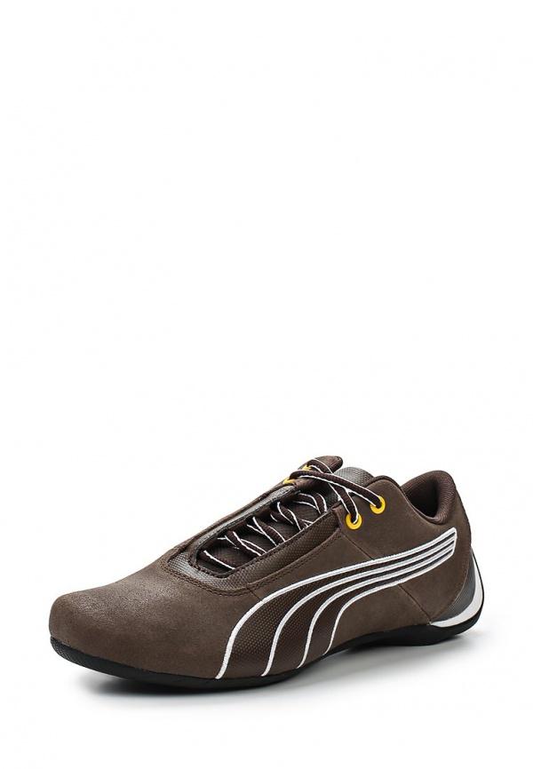 Кроссовки Puma 30530404 коричневые