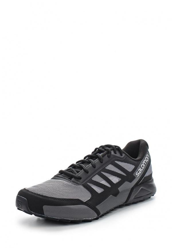 Кроссовки Salomon L37130600 серые, чёрные