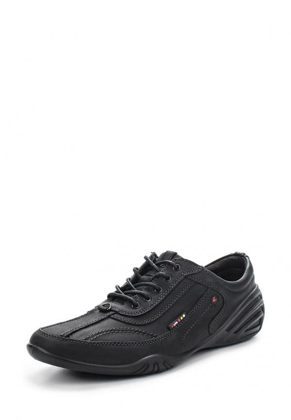 Кроссовки S-tep 106 чёрные