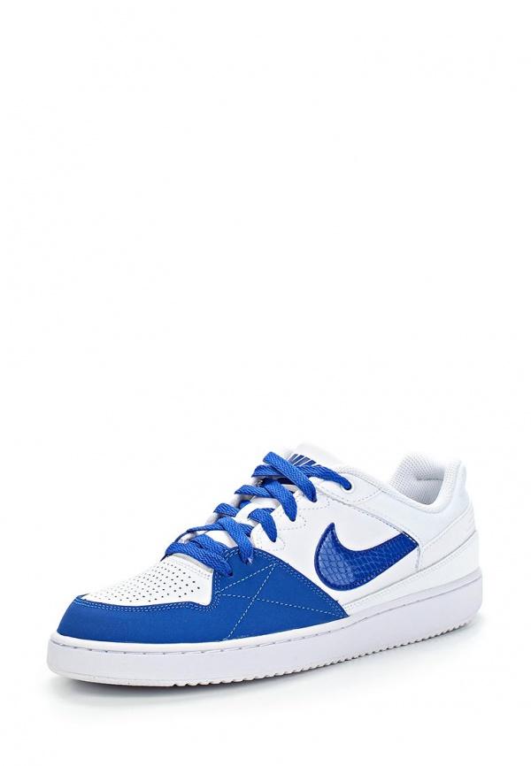 Кеды Nike 641894-142 белые