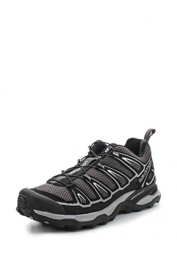 Кроссовки Salomon L37162700 чёрные